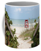 Walkway To The Beach Coffee Mug