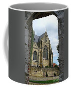 Walkway To Thorn Cathedral Coffee Mug