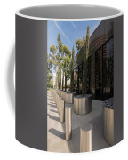 Walkway With Reflection Coffee Mug