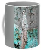 Wall Abstract 118 Coffee Mug