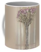 Wall Flower Decoration Coffee Mug