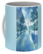 Wall Of Heroes No 2 Coffee Mug