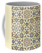 Wall Tiles Of Qasr Rodouan Coffee Mug
