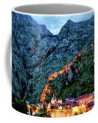 Walled City Coffee Mug