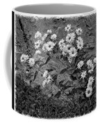Wallflower Ain't So Bad Bw Coffee Mug