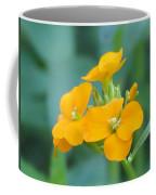 Wallflower Orange Coffee Mug