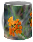 Wallflower Wildflower Coffee Mug