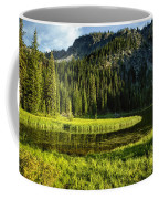 Wallowas - No. 8 Coffee Mug
