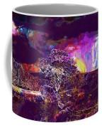Wallpaper Background Jaguar Forest  Coffee Mug