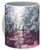 Wall's Bridge Reflections Coffee Mug
