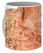 Walls Of Wash 3 In Valley Of Fire Coffee Mug