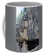 Walnut Canyon National Monument Portrait Coffee Mug