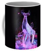 Walrus Ice Art Sculpture - Alaska Coffee Mug
