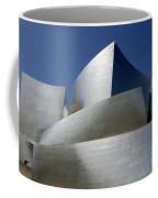 Walt Disney Concert Hall 45 Coffee Mug