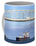 Walter J. Mccarthy And Blue Water Bridge 112917 Coffee Mug