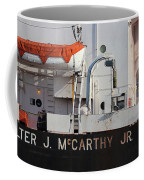 Walter J. Mccarthy Jr. Closeup 112917 Coffee Mug