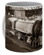 Wanamie Pennsylvania Coal Mine Locomotive Lokey 1969... Coffee Mug