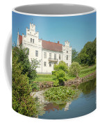 Wanas Castle Duck Pond Coffee Mug
