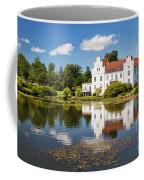 Wanas Slott And Lake Coffee Mug