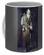 Wanderer H 1870 88h54 Am Gtg Vasily Perov Coffee Mug