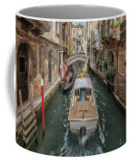 Wandering The Beautiful Venice Canals Coffee Mug