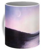 Waning Winter Moon Coffee Mug