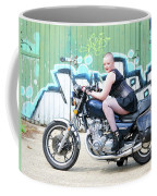 Wanna Race? Coffee Mug