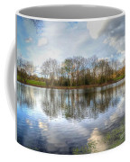 Wanstead Park Reflections Coffee Mug