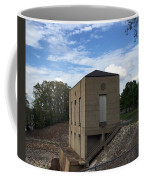 Wappapello Dam Gate House Coffee Mug
