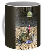 War Dogs Sacrifice Coffee Mug by Carolyn Marshall