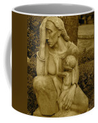 War Mother By Charles Umlauf Coffee Mug