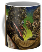War Of The Lupus Coffee Mug