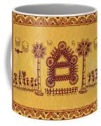 Warli Ceremony Coffee Mug