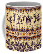 Warli Procession Coffee Mug