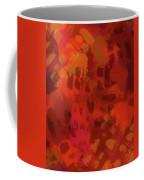 Warm Abstract 1 Coffee Mug