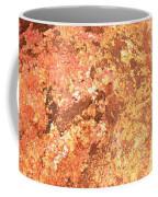 Warm Colors Natural Canvas 2 Coffee Mug