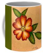 Warm Flower Coffee Mug