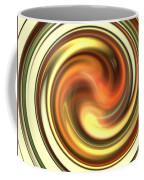 Warm Honey Swirl Coffee Mug