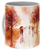 Warm Rain Coffee Mug