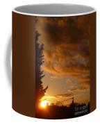 Warm Sunset Coffee Mug