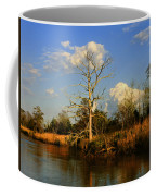 Warm Weather Clouds Coffee Mug