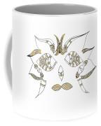 Warrior King Coffee Mug