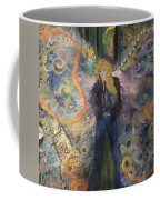 Warrior Woman Lean In Coffee Mug