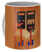 Warriors Coffee Mug