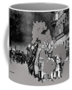 Warsaw Ghetto Uprising Number 1 1943 Color Added 2016 Coffee Mug