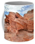 Wash 3 Beehives In Valley Of Fire Coffee Mug