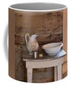 Wash Bowl Pitcher And Cup Coffee Mug