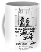 Wash-day Is Soon Over Coffee Mug