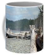 Washington Beach Coffee Mug