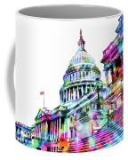 Washington Capitol Color 1 Coffee Mug